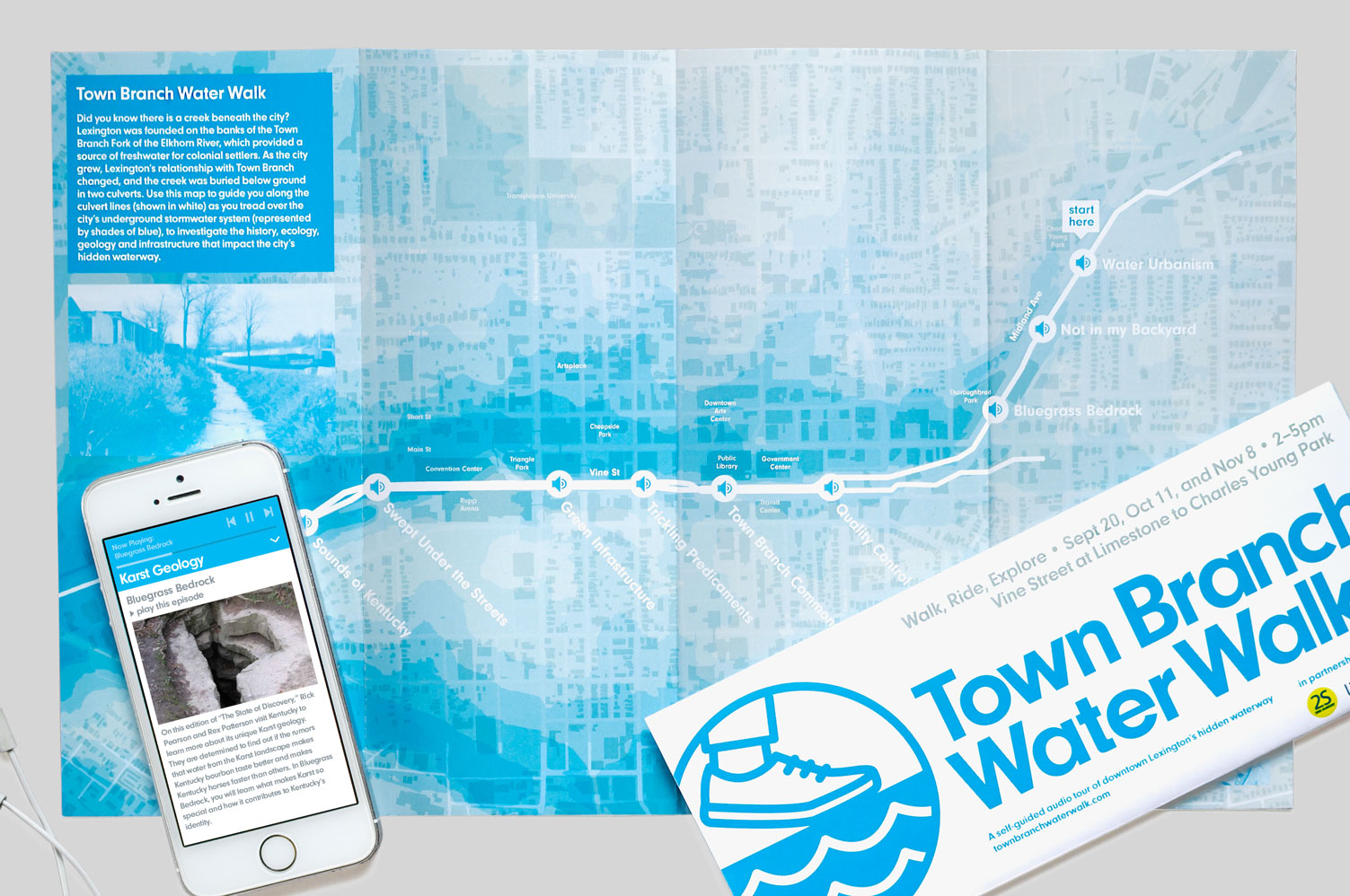 Town Branch Water Walk - MTWTF