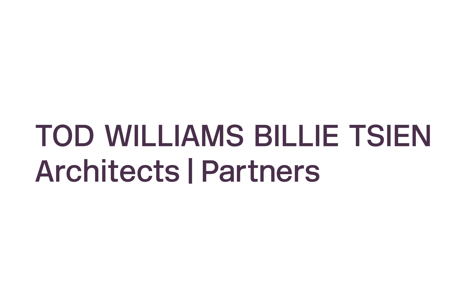 Tod Williams Billie Tsien Architects I Partners  - MTWTF